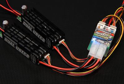 Turnigy Redundant Dual 8A UBEC Rx Power System
