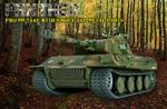 1/16 Panther Radio Controlled Tank Pro Version