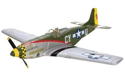 P-51D Mustang Bind-N-Fly (OVERSIZE)