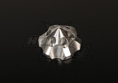 3D Spinner for DLE111 / DA100 / TMM-53 /TMM-106 / 3W 50-100 (Silver)