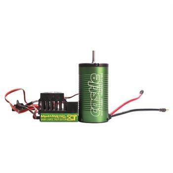 Castle Creations 1/10 Mamba Max Pro SC System 2400 kV CSE010