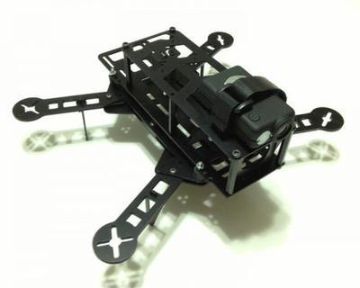 Drone Frames - G-10 DRQ250