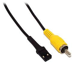 eLogger OSD RCA Connector Adapter, 12 inch