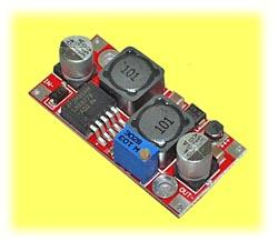 Adjustable Voltage Regulator, 1-35V SEPIC Type