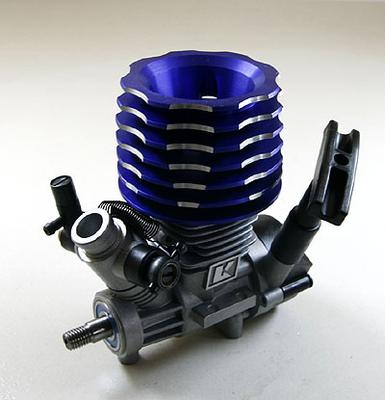 KYOSHO GXR-18 Engine W/Recoil Starter for Cars