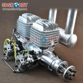 DLA116-INLINE CNC Processed Inline Gasoline Engine/Petrol