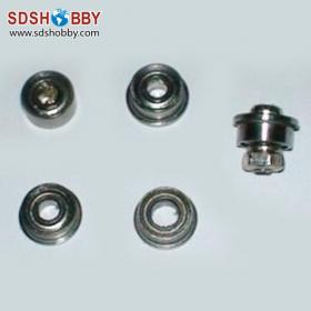 Bearing Assembly Specialized for Robot Joint with 3mm/4mm Inner Diameter (Screw length 12mm)