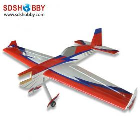 65in Extra 330SC 20cc Balsa Profile Airplane ARF-Red Color