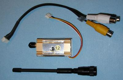 1.2GHz 1000mW 8Ch Wireless A/V Transmitter Module (LM-US)