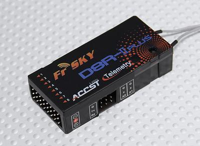 FrSky DF 2.4Ghz Combo Pack for JR w/ Module & RX