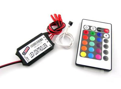XEN LED Controller 3-Channel W/Remote