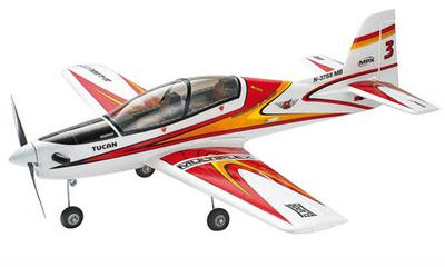 Tucan Kit, Aerobatic Low Wing Sport Flyer