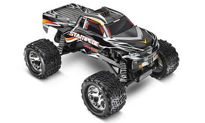 Traxxas Stampede 1/10 RTR Monster Truck - Black