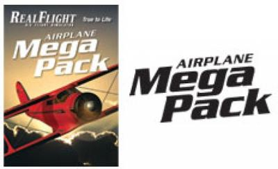 Great Planes RealFlight 6 Airplane Mega Pack