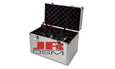 JR DSM Double Pro Transmitter Case