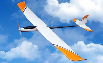 Samurai ARF RC Sailplane with Power System