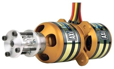 AXI Gold 5330/20 Double Outrunner Motor | RCMS Review