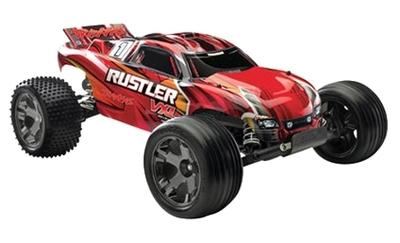 Rustler VXL Brushless RTR w/2.4 GHz Radio