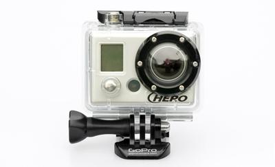 GoPro HERO HD Camera Naked