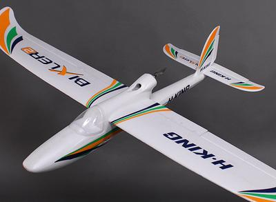 Hobbyking Bixler 2 EPO 1500mm w/ Brushless Motor, Servos and Optional Flaps (ARF)