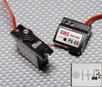 GWS Naro Super 19g Digital Servo/JR & Gyro
