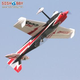 Sbach 342 1250mm Brushless EPO/ Foam Electric Airplane PNP for 3D Flying