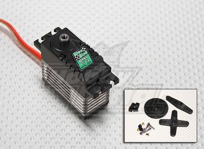 BMS-1715 HV Coreless Digital MG Servo (7.4V High Voltage) 66g / 0.15sec / 17.5 kgs