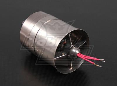 Mercury Alloy 64mm 4700KV EDF Unit (2s~4s)