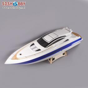 Large Princess Yacht 26cc Gasoline RC Boat with Clutch