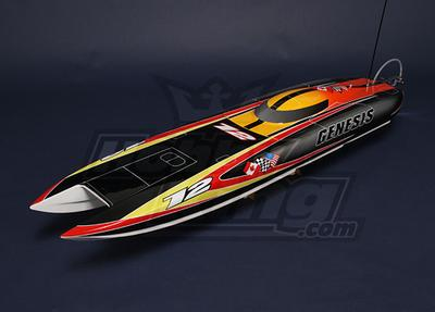 Genesis Offshore Brushless RC Twin Hull (1045mm)