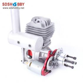 EME55-II Gasoline Engine/Petrol Engine with Electric Starter