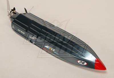 NTN-400 Brushless V-Hull R/C Boat (450mm)