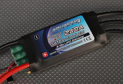 Turnigy AquaStar Monster 240A Water Cooled ESC