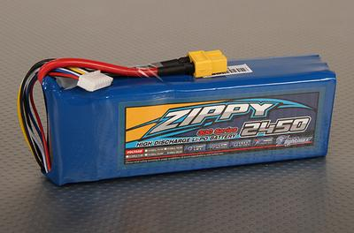 ZIPPY Flightmax 2450mAh 6S1P 30C