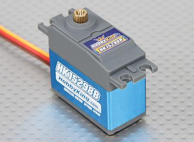 HK15298B High Voltage Coreless Digital MG/BB Servo 66g / 20kg / 0.16s