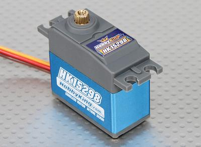 HK15298 High Voltage Coreless Digital MG/BB Servo 66g / 15kg / 0.11s