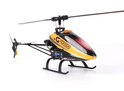 Walkera G400 GPS Series 6CH Flybarless RC Helicopter (BNF)
