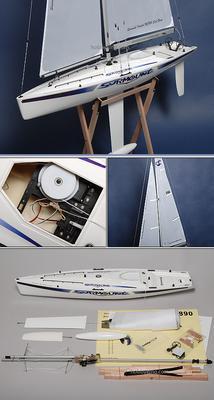RC Sailboat Surmount | RCMS Review