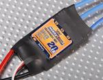Hobbyking SS Series 18-20A ESC (card programmable)