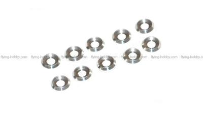 "OUTRAGE M3 Finishing ""C"" Washers (10pcs) - Velocity 50N2/Fusion 50"