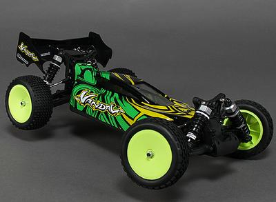 1/10 Quanum Vandal 4WD Electric Racing Buggy (KIT)