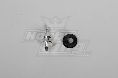 Metal Nipple w/ Grommet for All RJX & Raptor Header Tank