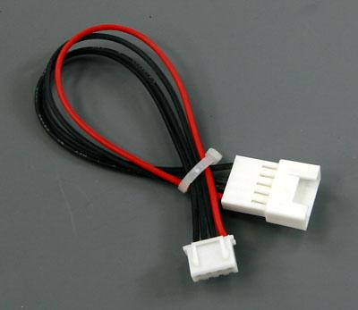 HiModel (Aplus, Align) 4-pin/3S Female to Polyquest Male Adaptor Cable