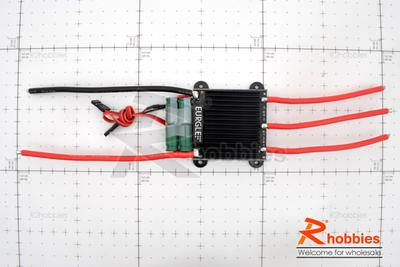 Eurgle 100A HV Brushless Motor Programmable ESC with Internal Data Recorder