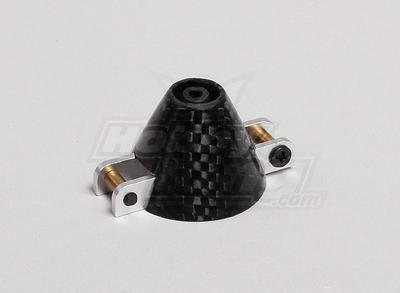 35mm Carbon Fiber Spinners for Folding Propeller (3.17mm Shaft)