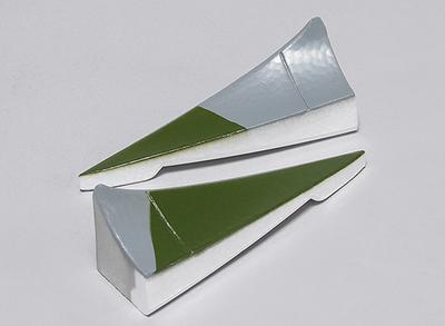 Durafly Supermarine Spitfire Mk 24 - Replacement Wing Fairing (1set)