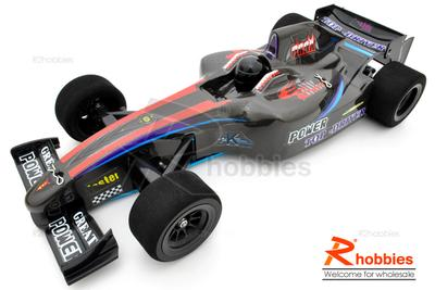 1/10 RC Formula 1 ARR EP On-Road Car Aluminium Chassis