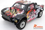 2.4Ghz 1/18 RC EP SC18 4WD Off-Road Short Course Brushless Motor Belt Drive Racing Buggy