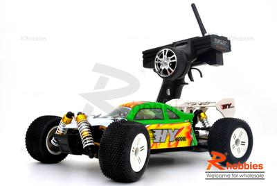 Eurgle 2.4Gz 1/18 RC Brushless 4WD RC18T RTR EP Truck / Buggy