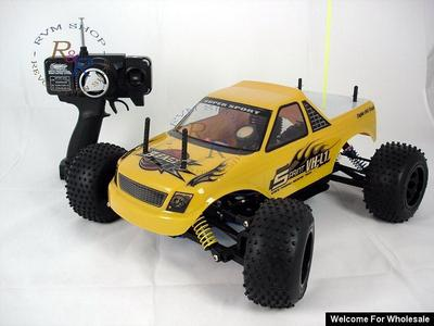 1/10 RC GP 4WD .15 Engine RTR Off-Road Racing Monster Truck Buggy
